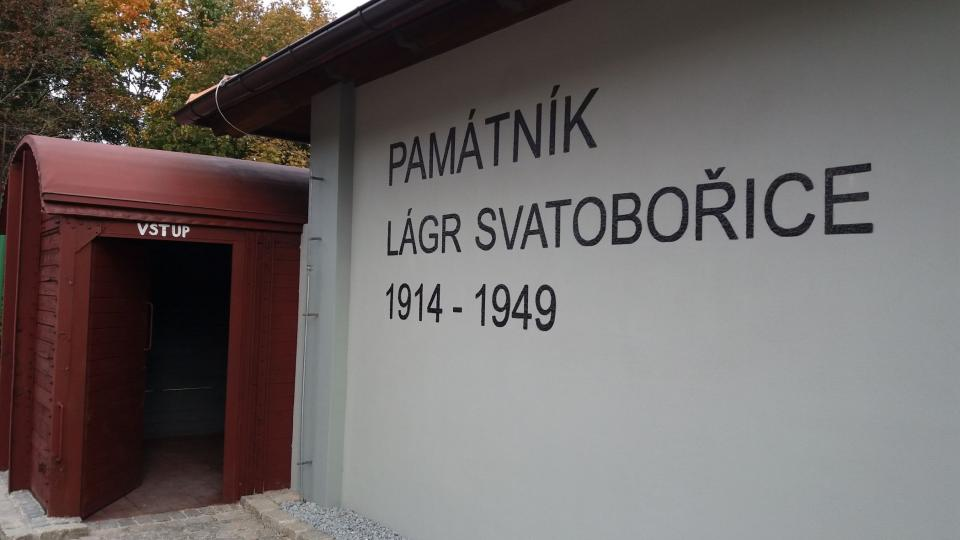 Ve Svatobořicích fungoval lágr od roku 1949 až do roku 1949
