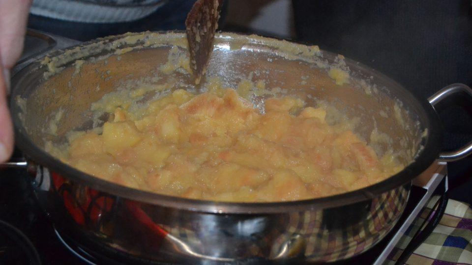 Marmeláda z kdoulí je ale chutná a zdravá