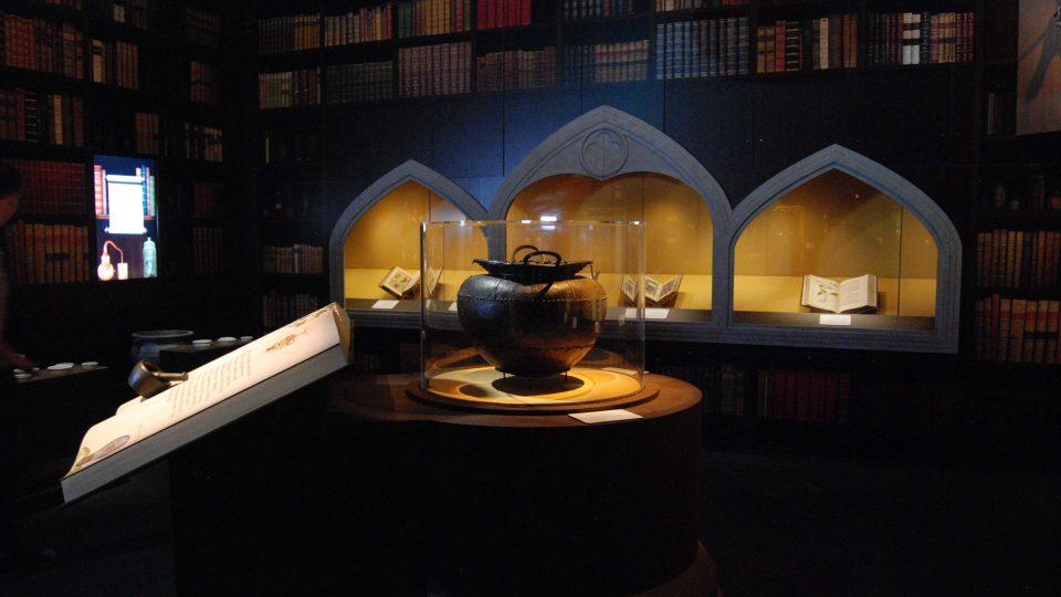 Londýnská výstava Harry Potter: Dějiny magie je beznadějně vyprodaná