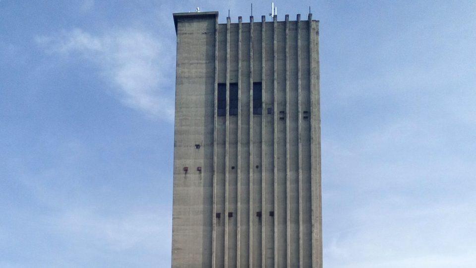 Věž dolu František