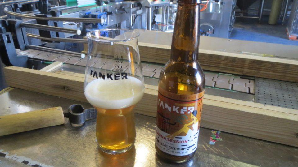 Estonský pivovar vaří březové pivo