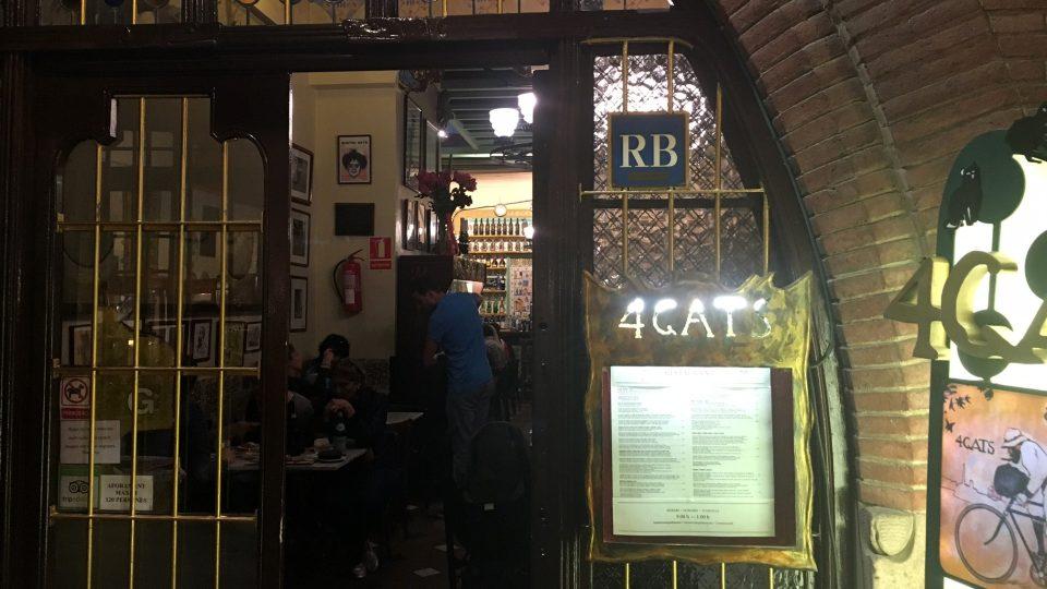 Restauraci U 4 koček proslavil hlavně Picasso a Woody Allen