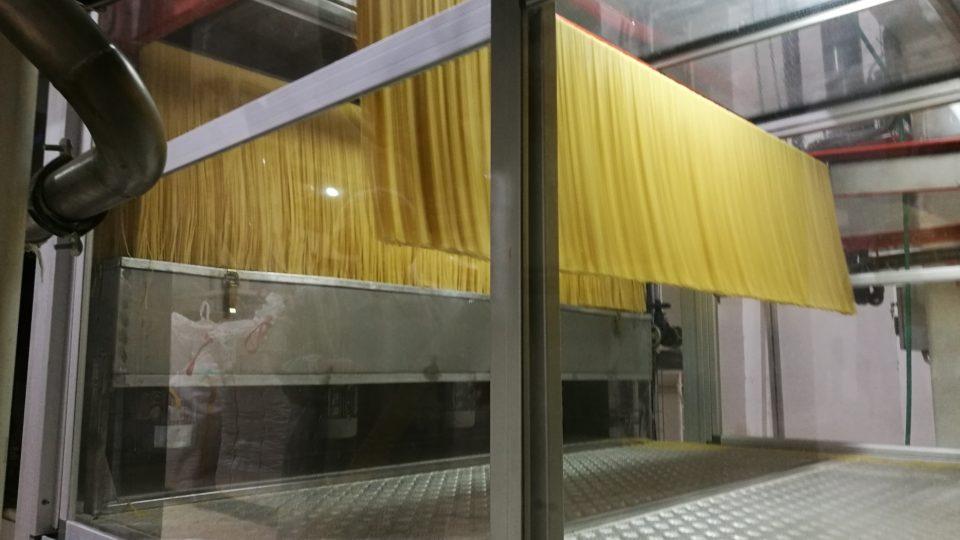 Výrobní linka na výrobu špaget