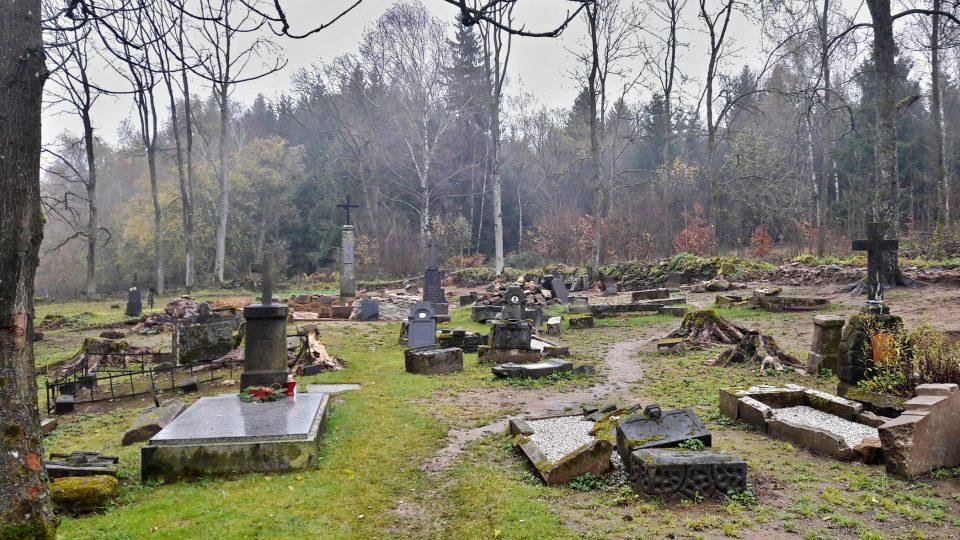 Zaniklá obec Lučina v Českém lese vstává z popela