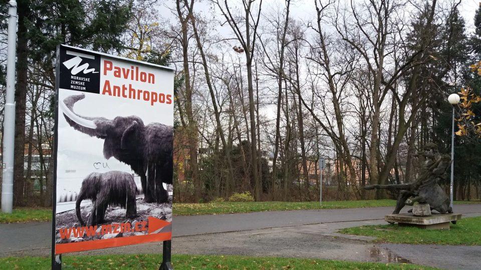 Pavilon Anthropos najdou milovníci historie v brněnských Pisárkách