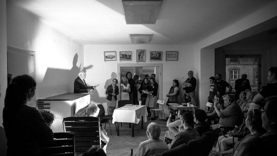 Návštěva Hanse Krale (30. 9. 2016)