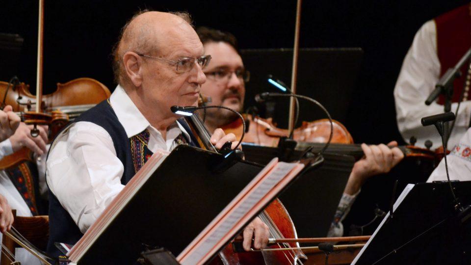 Jan Hališka, Ostrava Cimbalom Orchestra