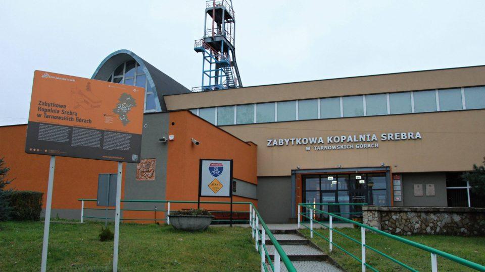 Stříbrný důl v polských Tarnovských Horách je zapsán na seznamu UNESCO