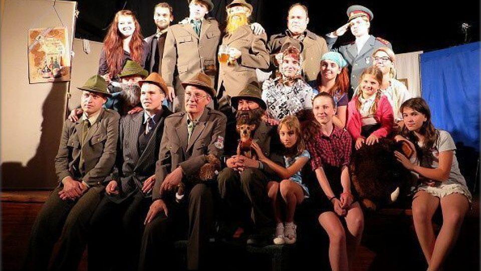 Divadelní soubor Divoch hraje 25 let