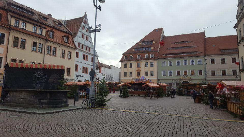 Vánoční trhy v Pirně