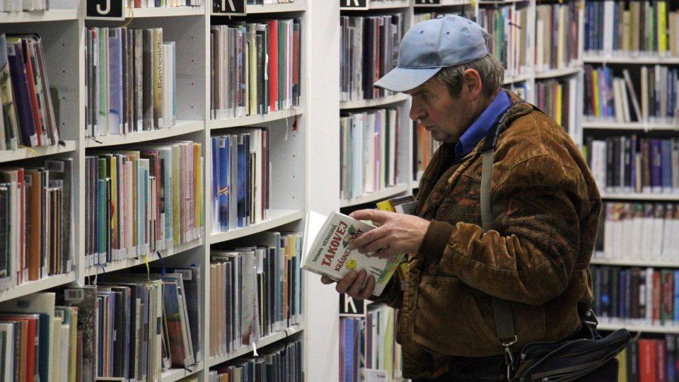 Městská knihovna v Táboře