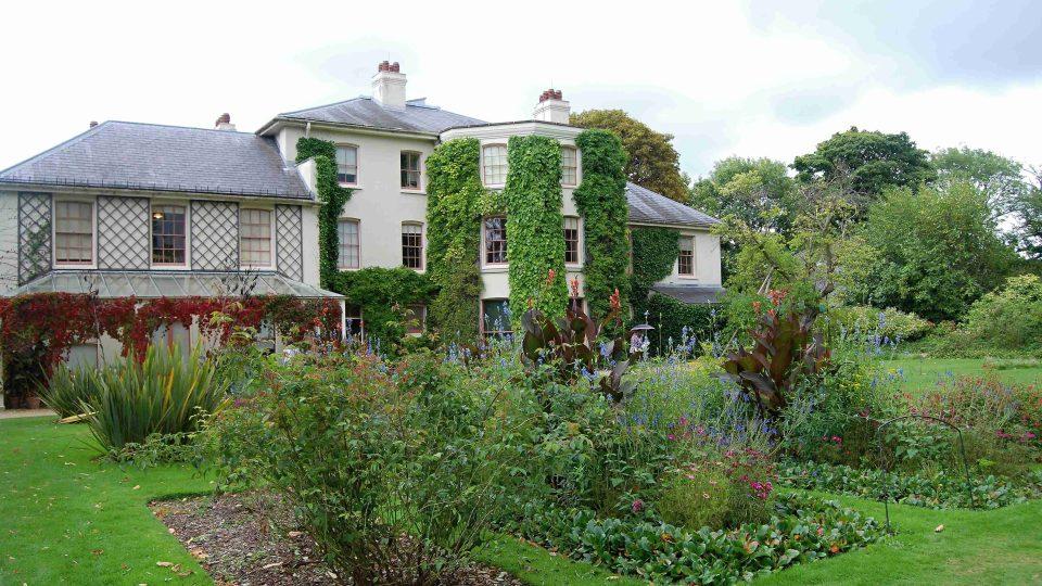 Dům Charlese Darwina stojí jihovýchodně od Londýna