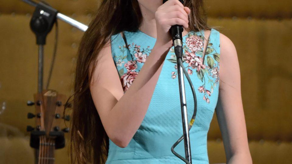 Adélka Řehořová