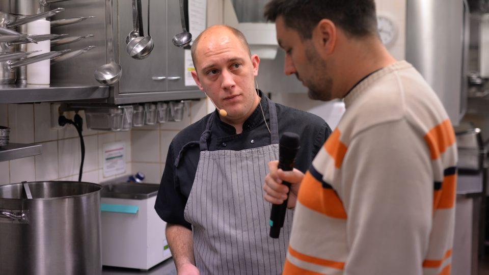Šéfkuchař Thomas Venel