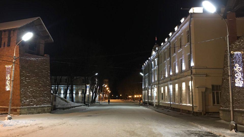 Městská zástavba postupně přerostla původní obrys hradeb