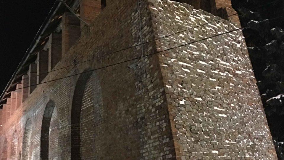 Smolenské hradby dodnes udivují svojí mohutností