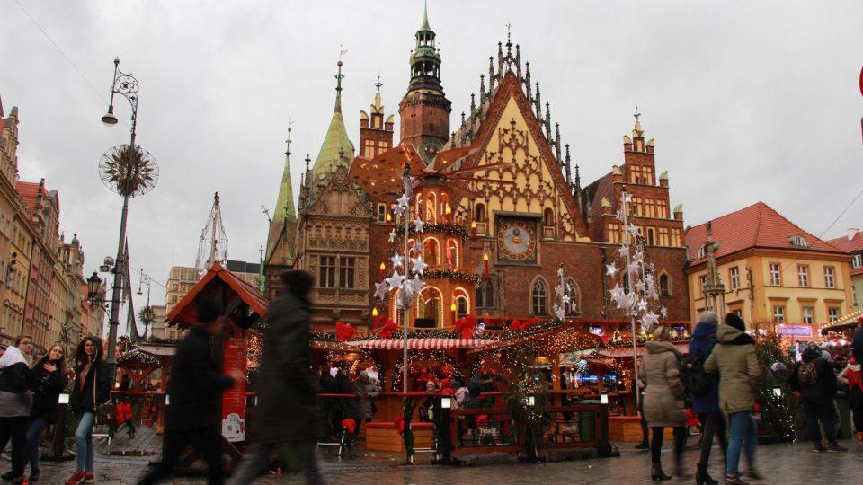 Vánoční Wroclaw
