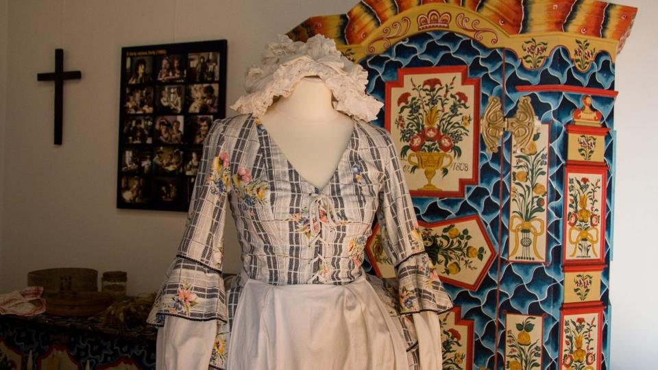 Kostým Doroty Máchalové