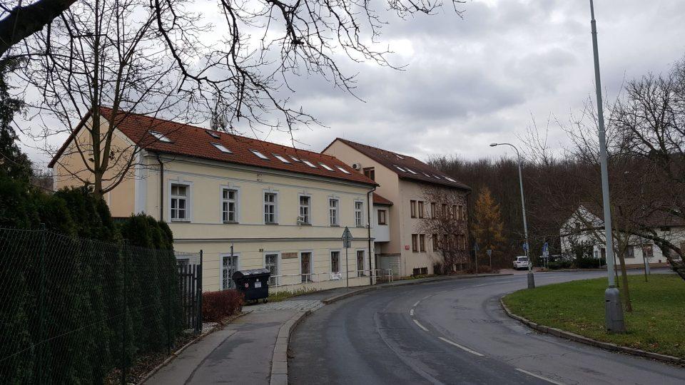 Dům, na kterém je umístěná Michnova deska