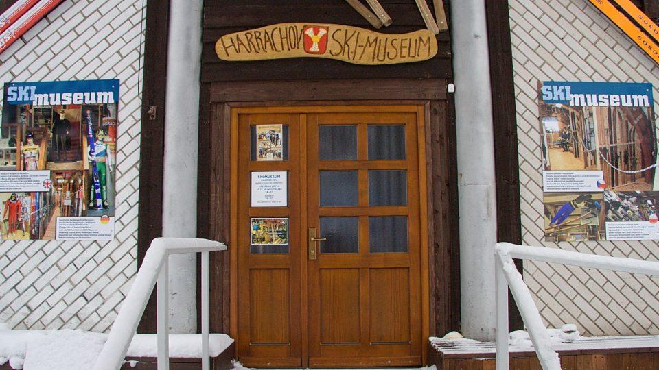 SKI museum Harrachov