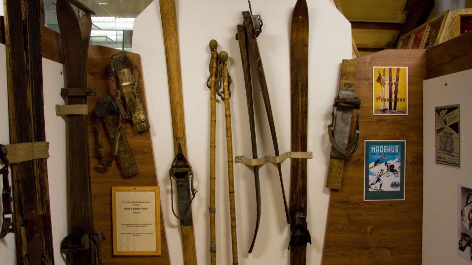 Zajímavé historické exponáty do musea zapůjčili i další sběratelé