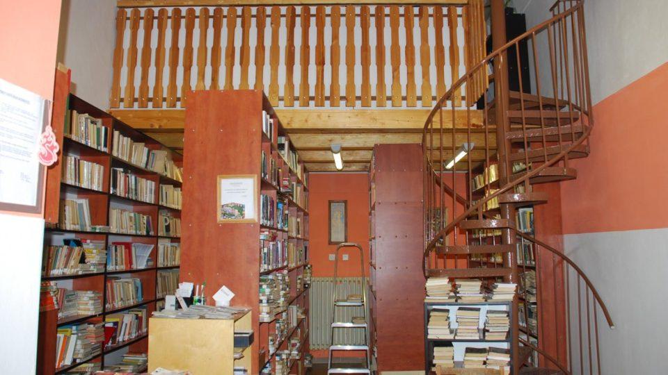 Knihovna pro odsouzené Valdice