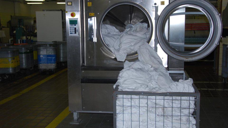 Prádelna ve Valdicích