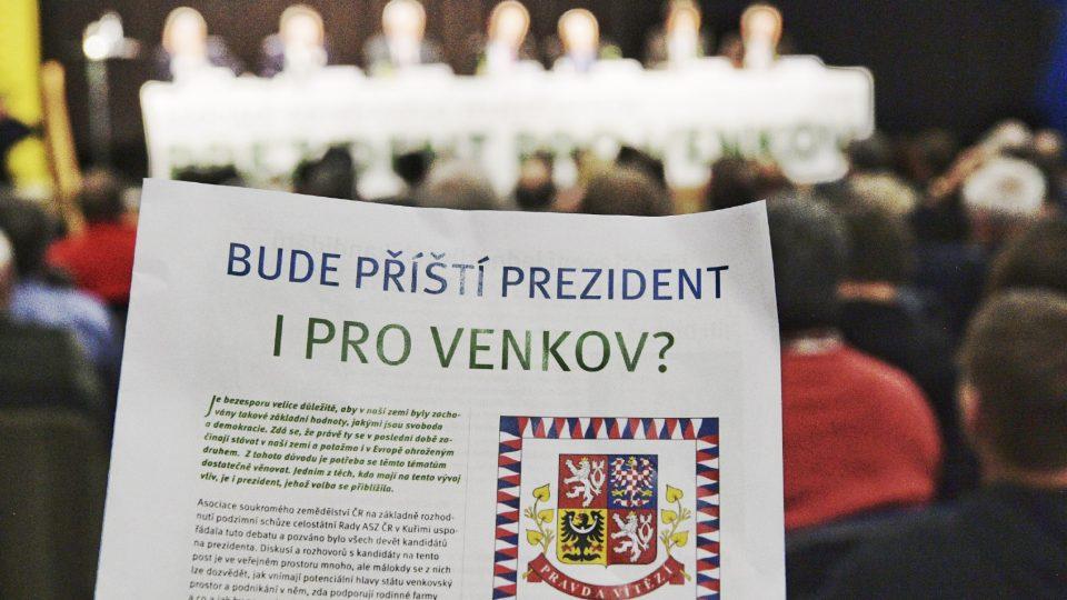 Jiří Drahoš - Hledá se prezident