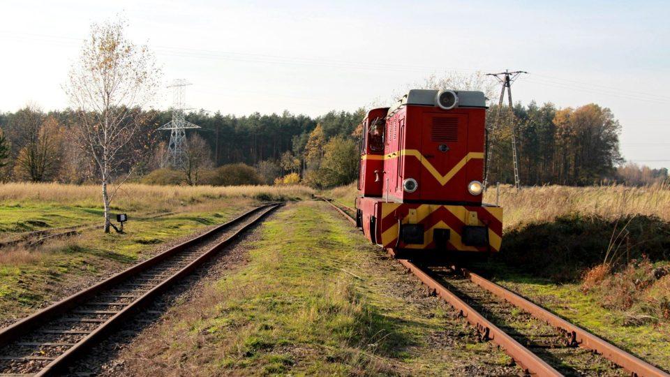 Provoz na hornoslezské úzkokolejné trati skončil až v 90. letech 20. století