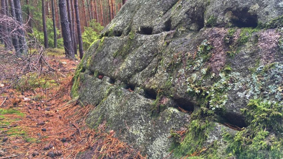 Doklad kamenictví v oblasti