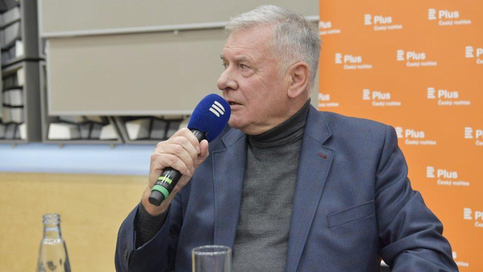 Vratislav Kulhánek - předvolební debata kandidátů na prezidenta (12. ledna 2018)
