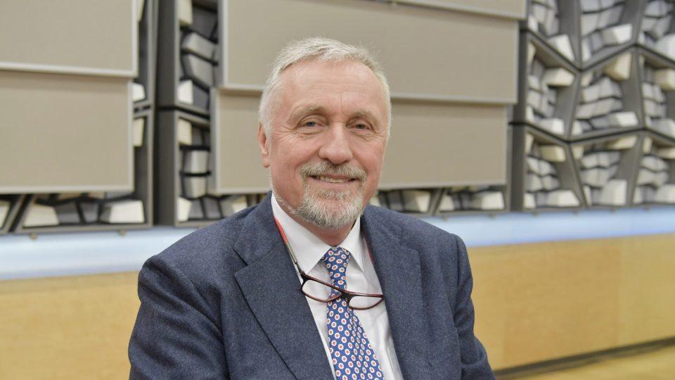Mirek Topolánek - předvolební debata kandidátů na prezidenta (12. ledna 2018)