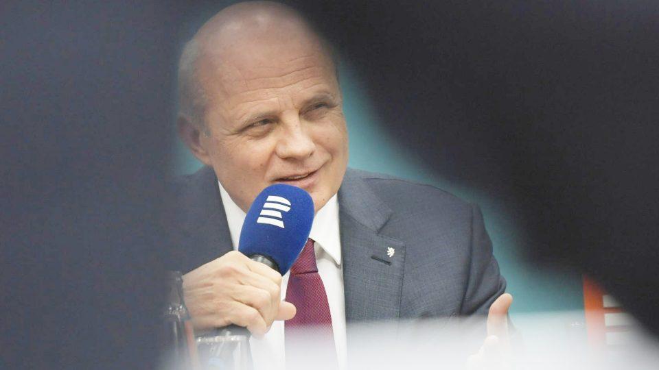 Michal Horáček - předvolební debata kandidátů na prezidenta (12. ledna 2018)