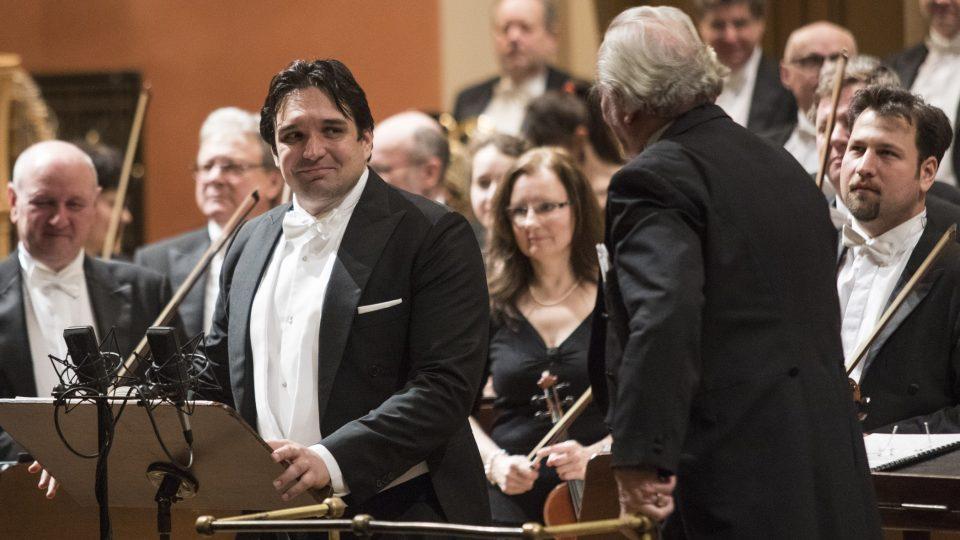 Adam Plachetka zpívá Strausse, 22. ledna 2018