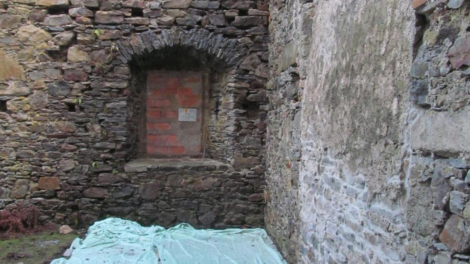 Gotická okna i potrály si také zahrály filmu Údolí včel