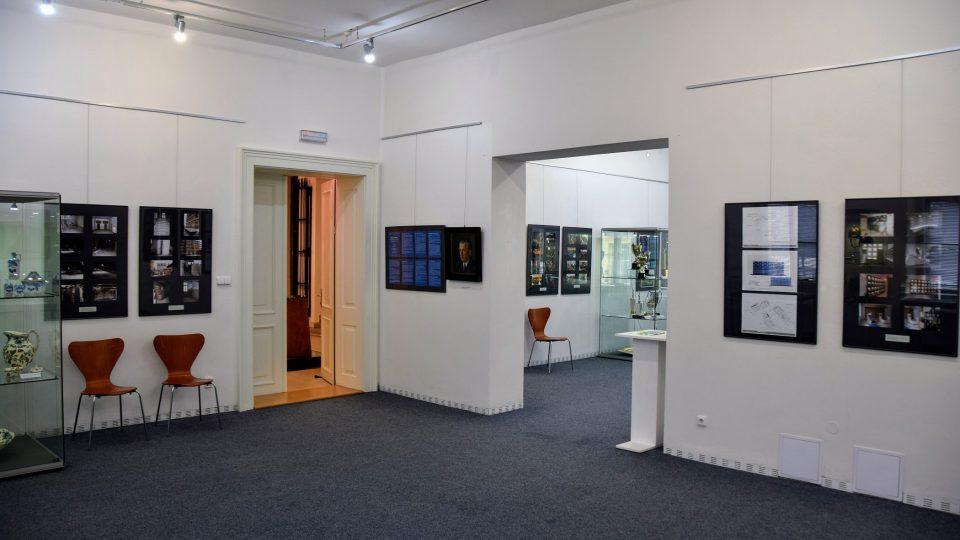 Výstava Muzejní ohlédnutí ve frenštátském muzeu