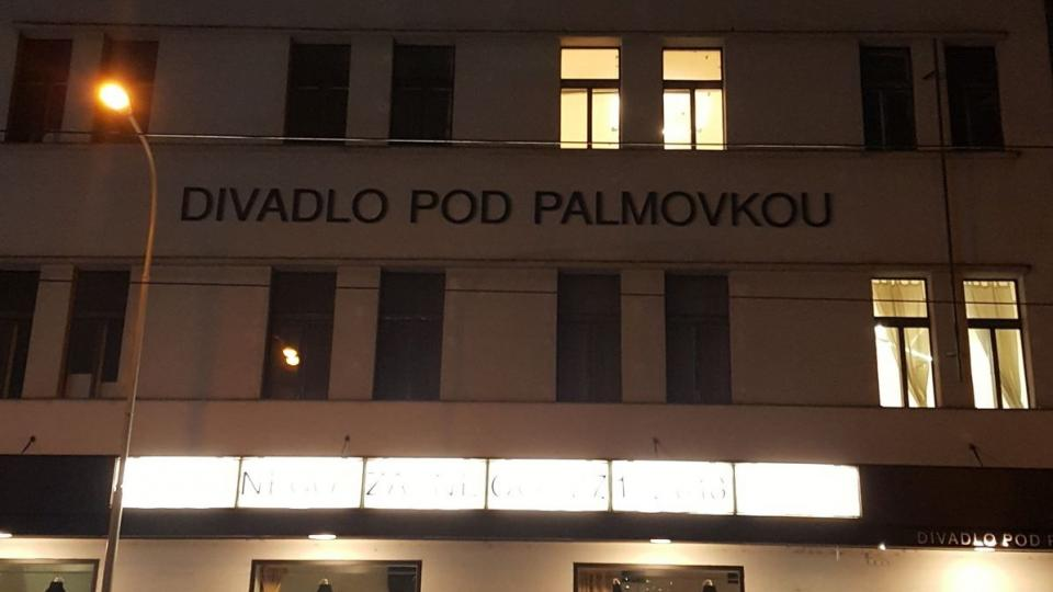 Divadlo pod Palmovkou v Praze Libni