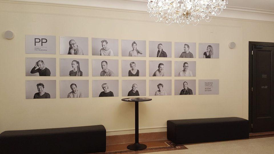 Umělecký soubor Divadla pod Palmovkou