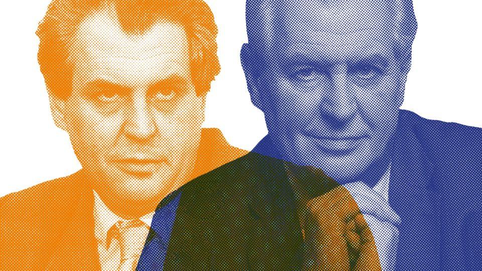 Fenomén Miloš Zeman
