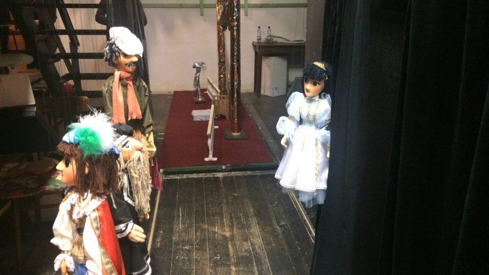 V Přerově sídlí jedno z nejstarších amatérských loutkových divadel v republice