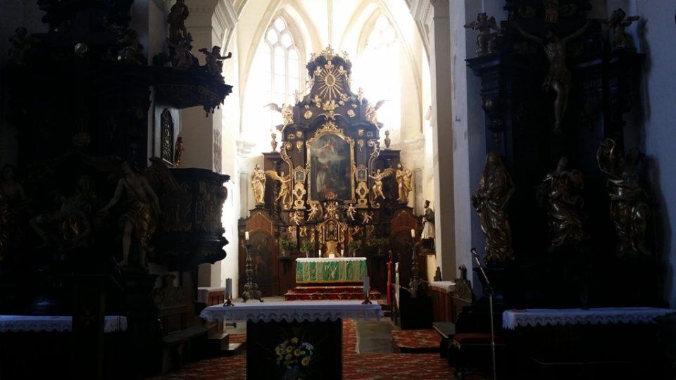 Kostel sv. Prokopa ve Strakonicích čeká revitalizace