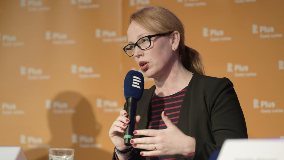 Expertka na politický marketing Anna Shavit