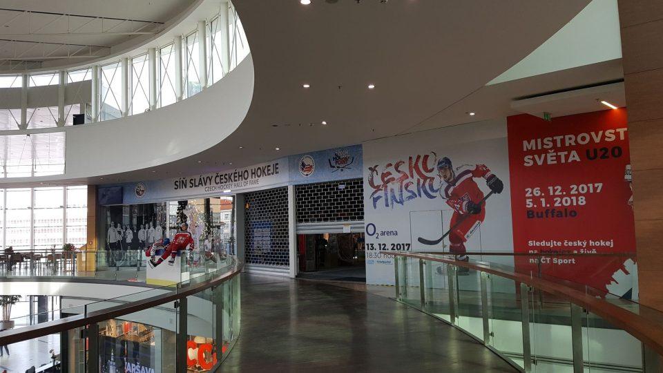 Otevřeno je v otevírací době nákupního centra ve Vysočanech