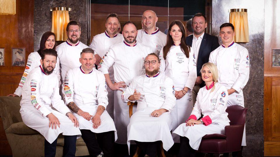 Národní tým kuchařů a cukrářů