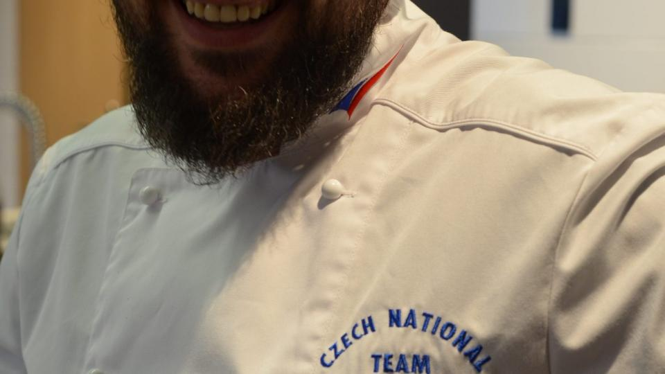 Martin Svatek, člen týmu, šéfkuchař hotelu Nautilus