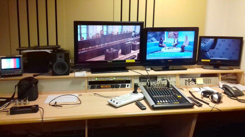 Kamerový systém - Poslanecká sněmovna