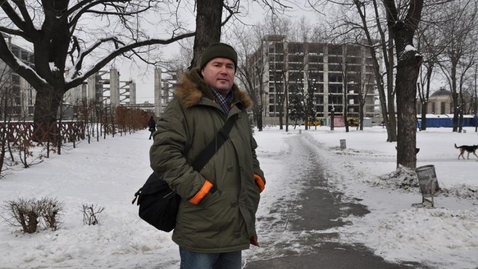 Andrij Švačko, ukrajinský vojenský historik