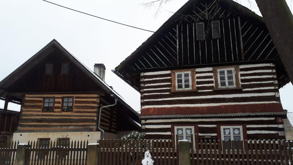 Historická část obce byla v roce 1995 vyčleněna jako vesnická památková rezervace