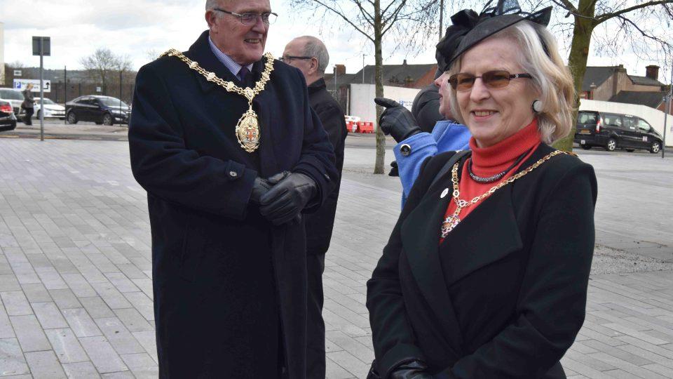 Ross Irving, starosta města Stoke on Trent