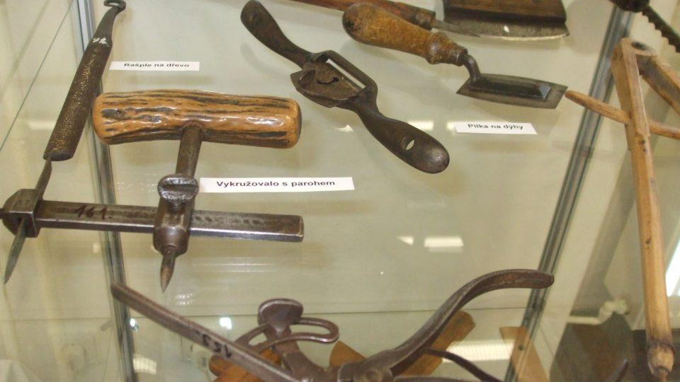 Rozličné nástroje